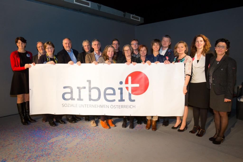30 Jahre bdv austria und Startschuss arbeit plus