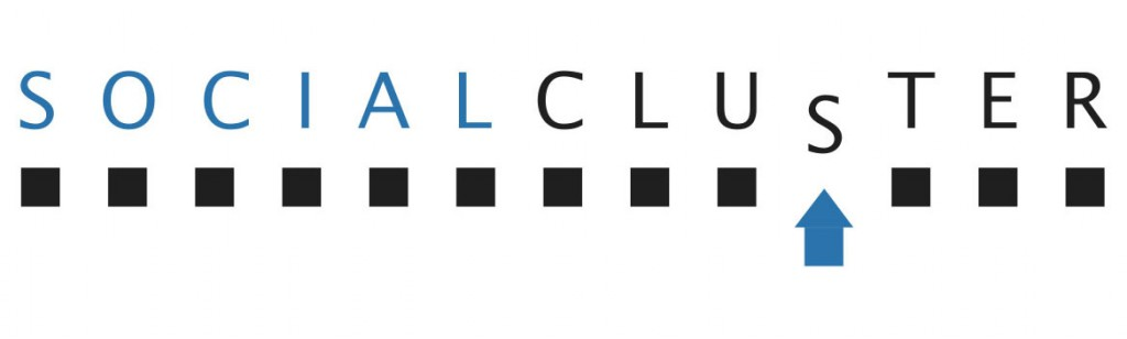 Logo des SocialCluster Kärnten